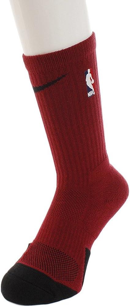 Nike Men`s All Star Elite Cushioned NBA 1.5 Crew Basketball Socks 1 Pair