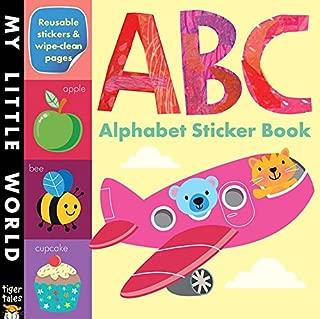 Best my first abc sticker book Reviews