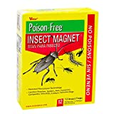 Victor M256 Poison-Free Insect Magnet Traps, 12-Pack