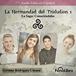 La Hermandad del Triskelion. [The Brotherhood of the Triskelion]  By  cover art