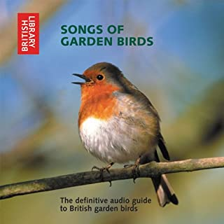Songs of Garden Birds audiobook cover art
