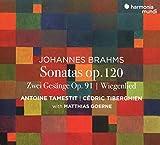Viola Sonatas Op.120-Zwei Gesänge,Op.91