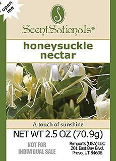 Best honeysuckle nectar wax cubes Reviews