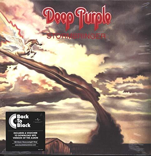 Deep Purple - Stormbringer - Purple Records - 1C 198-54 025, Purple Records - 1A 062-96004