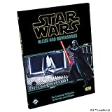 Fantasy Flight Games Star Wars RPG: Allies & Adversaries, Multicolor