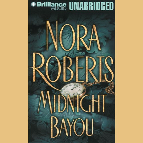 Midnight Bayou audiobook cover art