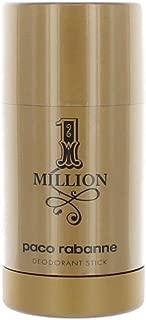 Paco Rabanne 1 Million Deodorant Stick for Men, 2.2 Ounce