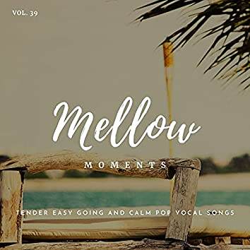 Mellow Moments - Tender Easy Going And Calm Pop Vocal Songs, Vol. 39