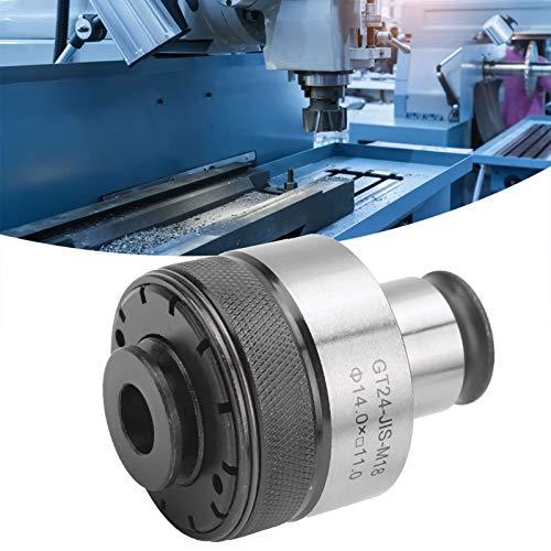 Mandril para fresadoras, pinza roscadora Larga vida útil para máquinas de grabado para tornos CNC