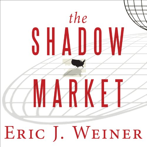 The Shadow Market audiobook cover art