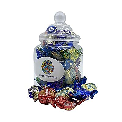 200 gram jar of walkers individually wrapped assorted toffees 200 Gram Jar of Walkers Individually Wrapped Assorted Toffees 51zwr 25WaL