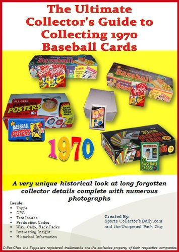 The Ultimate Guide to Collecting 1970 Baseball Cards (English Edition)
