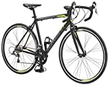 Schwinn Phocus 1400 and 1600 Drop Bar Road Bicycle for Men and Women, Alluminum Frame, 14 or...