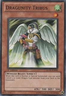 Yu-Gi-Oh! - Dragunity Tribus (SDDL-EN006) - Structure Deck: Dragunity Legion - 1st Edition - Common