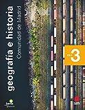 Geografía e historia. 3 ESO. Savia Nueva Generación. Madrid