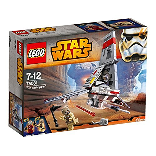 LEGO Star Wars 75081 - T-16 Skyhopper