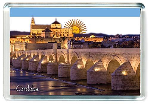 I220 Córdoba Jumbo Imán para Nevera Argentina Travel Fridge Magnet