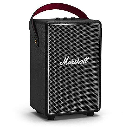 Marshall Tufton Enceinte Portable Bluetooth Étanche IPX2 - Noir (UK)