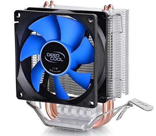 xiaoxioaguo Refrigerador de CPU/ventilador de cobre puro silencio tubo de calor silenciador