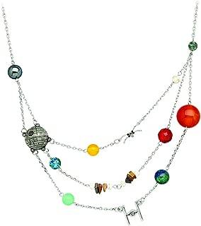 star wars galaxy necklace