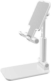 Suporte de celular ajustável para celular UKCOCO suporte de mesa portátil dobrável compatível com iPad/smartphone/Kindle/T...
