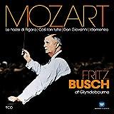 Fritz Busch at Glydebourne (9CD)
