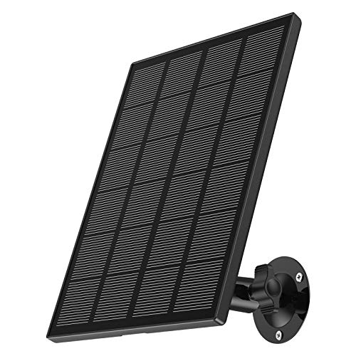 Solar PanelCompatible with Zumimall Outdoor Wireless...