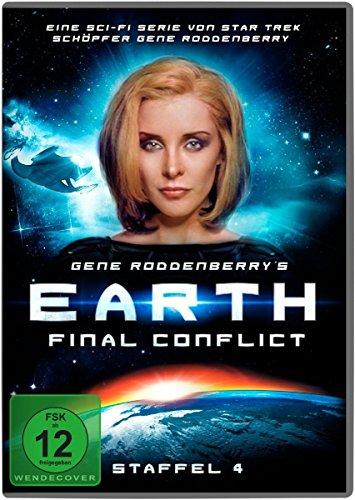 Earth Final Conflict : Complete Season 4 (6 DVD Box Set)