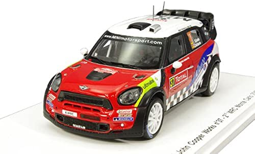 Descuento del 70% barato Mini cooper john works works works wRC no. 37 rally monte carlo 2012  Mercancía de alta calidad y servicio conveniente y honesto.
