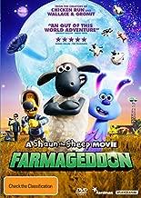 A Shaun The Sheep Movie: Farmageddon (DVD)