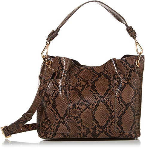 Steve Madden Luxury Hobo Bag, Chocolate