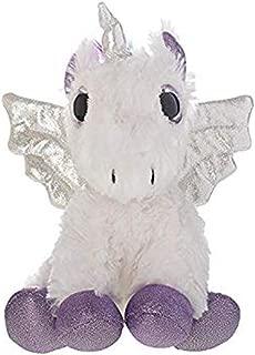Unicórnio de Pelúcia 6.5 Shiny Toys Branco