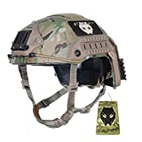 atairsoft ajustable marítima casco ABS Multicam MC (M/L) para Airsoft Paintball Ciclismo Militares