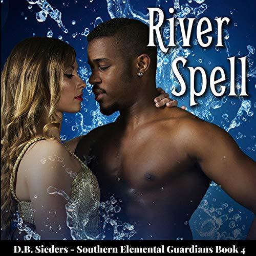 River Spell audiobook cover art