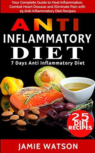 anti-inflamation diet cookbook watson