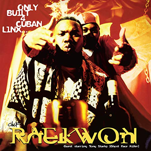 Only Built 4 Cuban Linx... [Explicit]