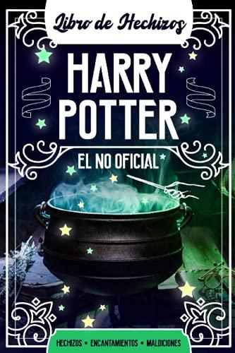 Harry Potter Libro de Hechizos: Hechizos, Encantamientos, Maldiciones.