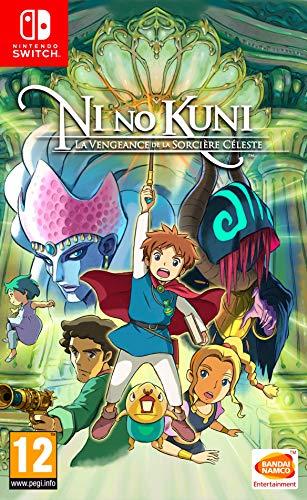 Ni no Kuni : La Vengeance de la Sorcière Céleste - Nintendo Switch [Edizione: Francia]