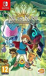 Ni no Kuni - La Vengeance de la Sorcière Céleste pour Nintendo Switch