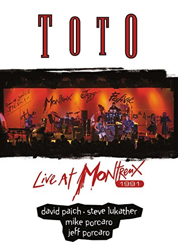 Live At Montreux 1991 [DVD]