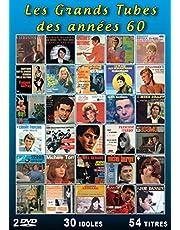 Les grands tubes des annees 60 : 30 idoles - 54 titres