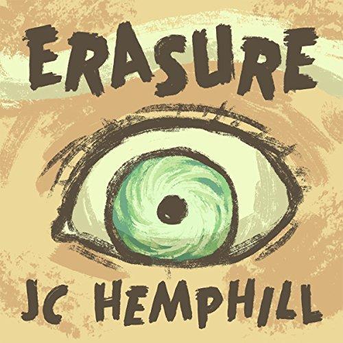 Erasure audiobook cover art