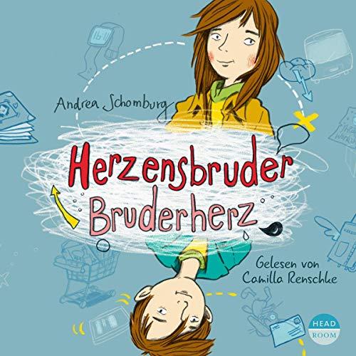 Herzensbruder, Bruderherz cover art
