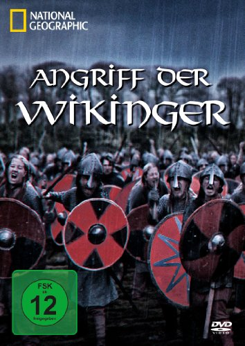 National Geographic - Angriff der Wikinger
