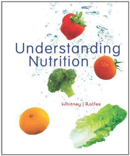 Understanding Nutrition (Available Titles CourseMate)