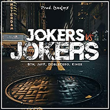 Joker Vs Joker Vs Joker Vs Joker (Batalla de Rap)