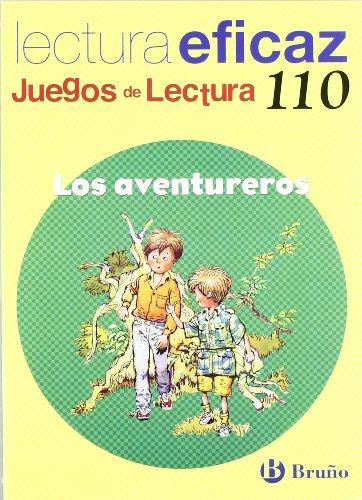 Los aventureros Juego de Lectura (Castellano - Material Complementario - Juegos De Lectura) - 9788421698099 (Juegos Lectura Eficaz)