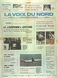 VOIX DU NORD (LA) [No 13348] du 06/06/1987 - FRANCOIS LEOTARD DANS LE VAR REPOND A L'ULTIMATUM DE CHIRAC - BARBIE - 70 MINUTES DANS LE BOX - JEAN-PAUL II EN POLOGNE - LE SOMMET DE VENISE - AIRBUS - AL FAMILLE S'AGRANDIT - LES SPORTS - FOOT - ROLAND-GARROS LES FINALES
