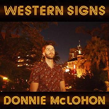 Western Signs