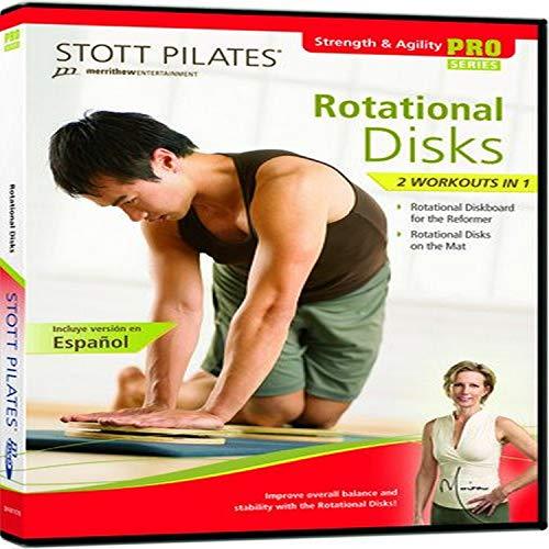 STOTT PILATES Rotational Disks (English/Spanish)